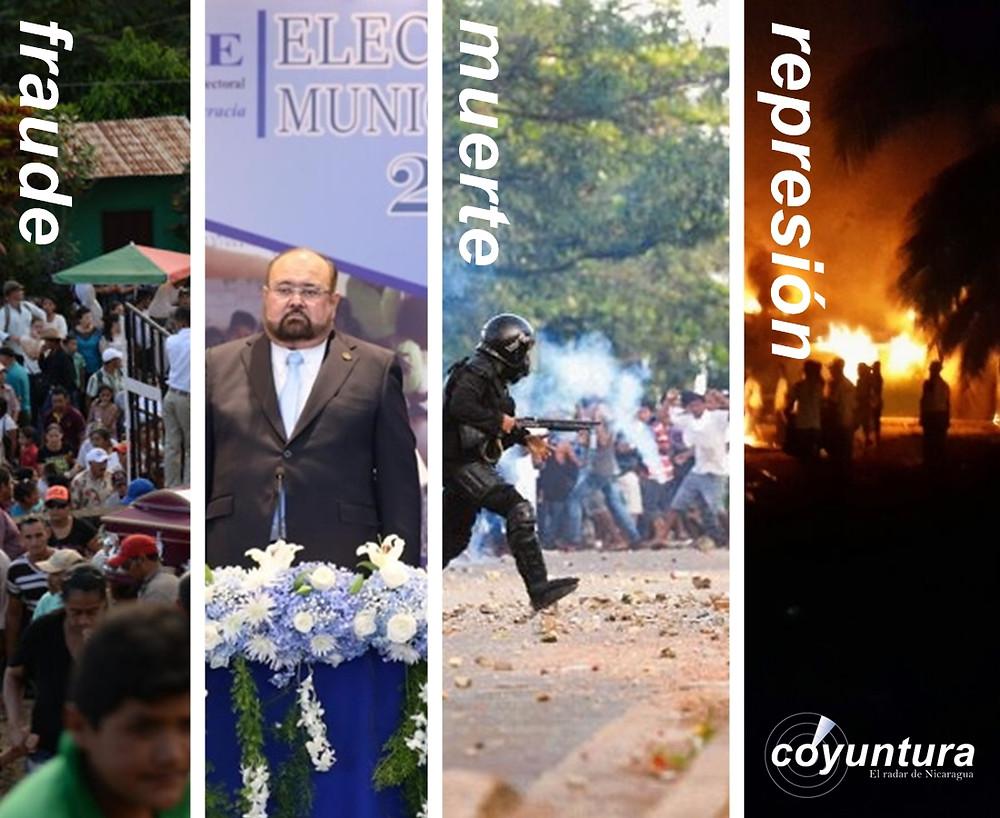 Informe final de las Elecciones Municipales 2017 en Nicaragua