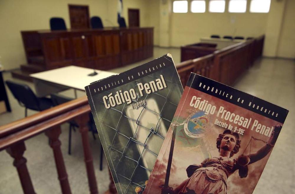 El 25 de junio de 2020 entró en vigencia el nuevo Código Penal en Honduras - Fotografía cortesía