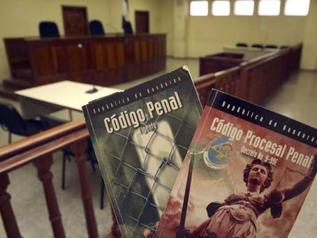 El retorcido camino del nuevo Código Penal en Honduras