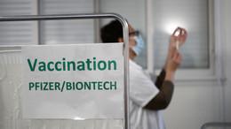 Eficacia de la vacuna de Pfizer es de 97 % en casos con síntomas y de 94 % para asintomáticos