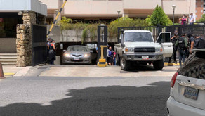 Comando de las FAES de Maduro entra armado en la casa de Juan Guaidó
