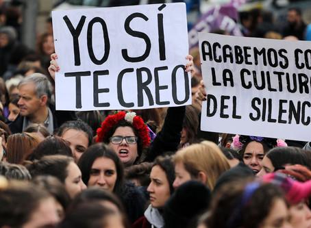 """El Blog de la Denuncia: """"Las mujeres estamos cambiando el mundo"""""""