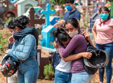 """""""El coronavirus ha dejado en evidencia la tragedia que vivimos en Nicaragua"""""""