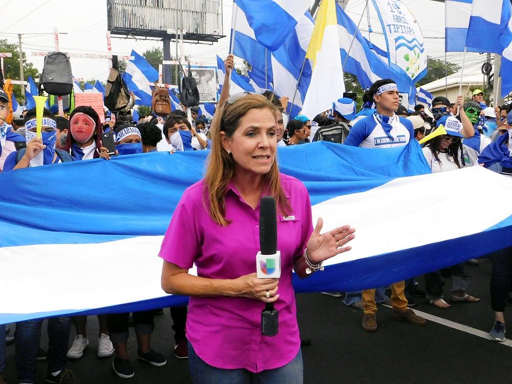 El periodismo ha sido fundamental en la revolución - Fotografía de Jairo Videa