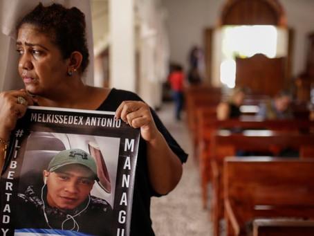Huelga de hambre por la liberación de presos políticos