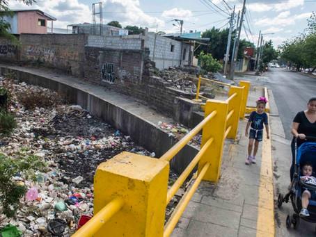 """""""Cambiar Nicaragua pasa por tomar conciencia de la emergencia ambiental"""""""