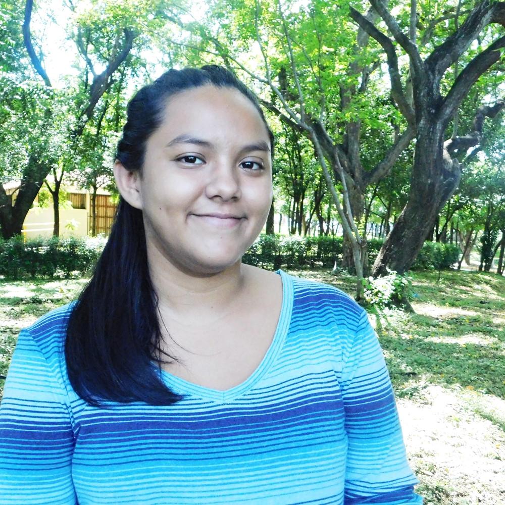 Xochilt Gago de Managua / 20 años