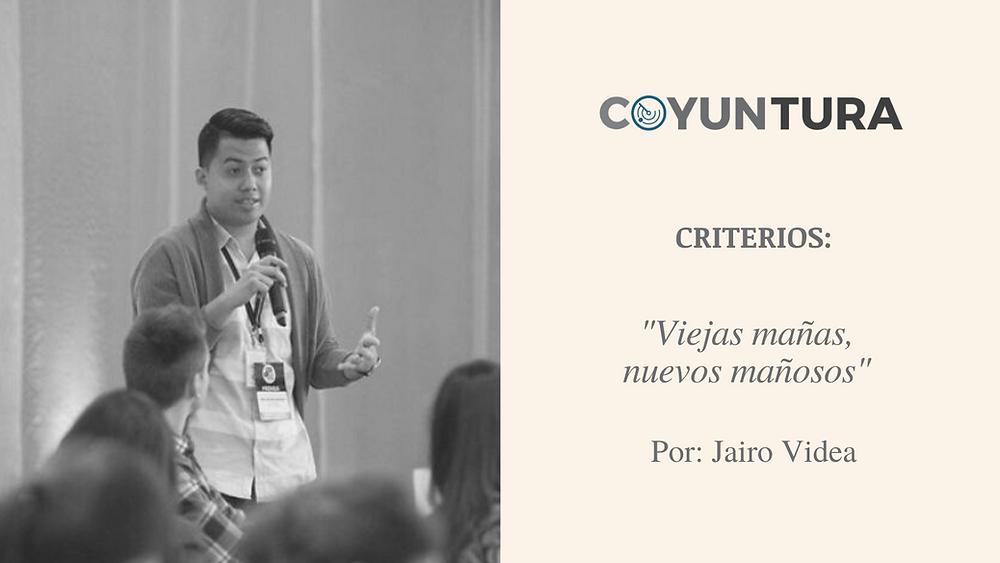Co-Director y Periodista de Coyuntura