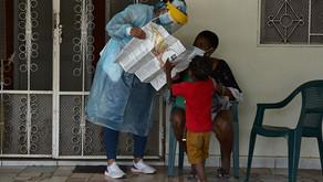 Honduras, un infierno para migrantes de Haití