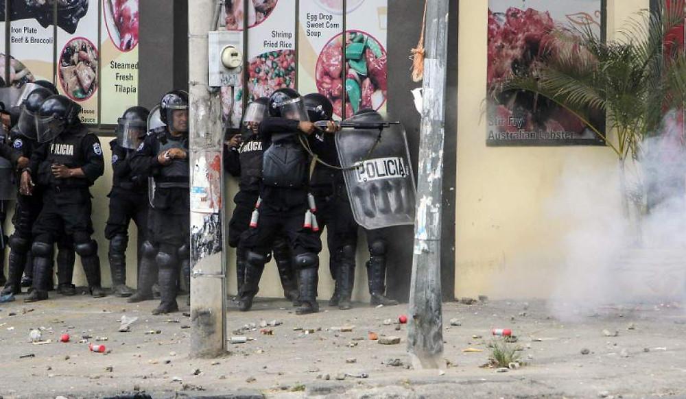 Informe preliminar de la CIDH: Policía Nacional usó armas de fuego, hay más de 70 muertos y detenciones arbitrarias