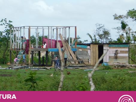 """""""Después de los huracanes alguien tiene que hablar por la Costa Caribe"""""""