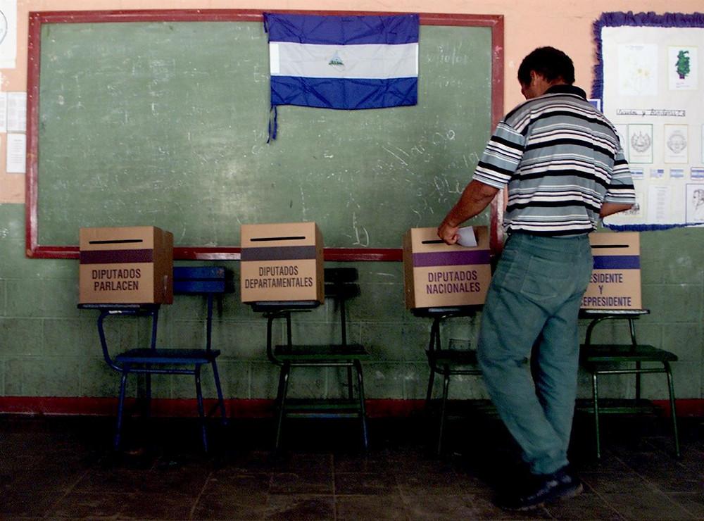 Las Elecciones en Nicaragua están previstas para el 2021 - Fotografía de Getty Images por Max Trujillo