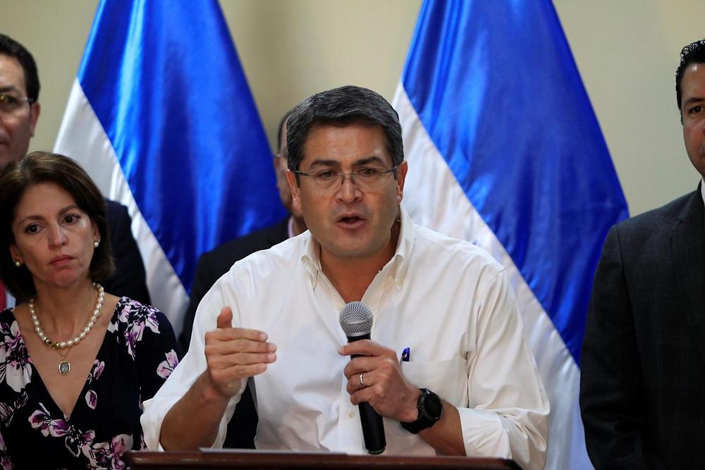 ¿Humo blanco en Honduras