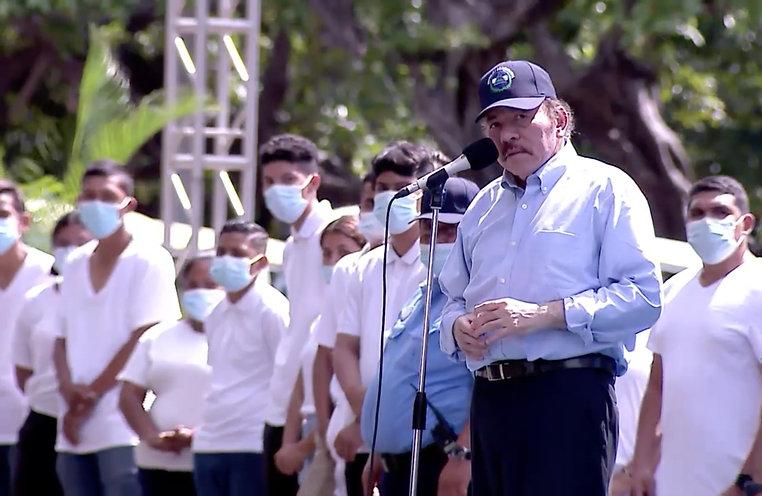 """""""Será una segunda independencia"""", dice Daniel Ortega sobre los comicios de noviembre"""