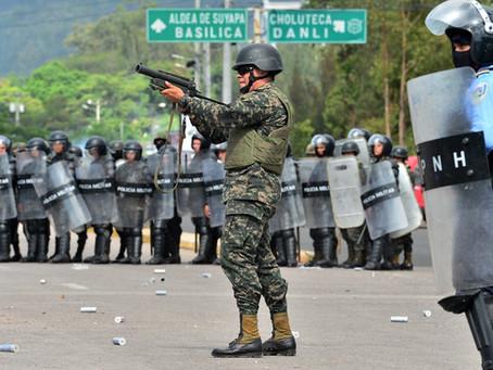 Militares: protagonistas clave de los retrocesos democráticos en Honduras