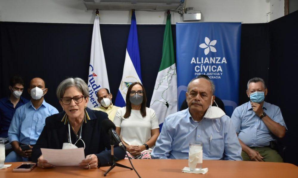 La Alianza Ciudadana ha sido la única plataforma que ha dado a conocer su mecanismo de inscripción de precandidatos a la presidencia   Fotografía cortesía
