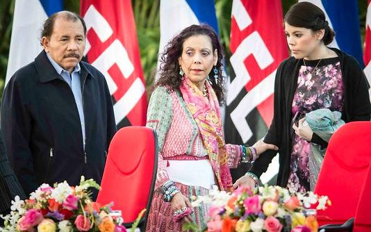 EEUU sanciona a cuatro asesores de Daniel Ortega, incluida su hija