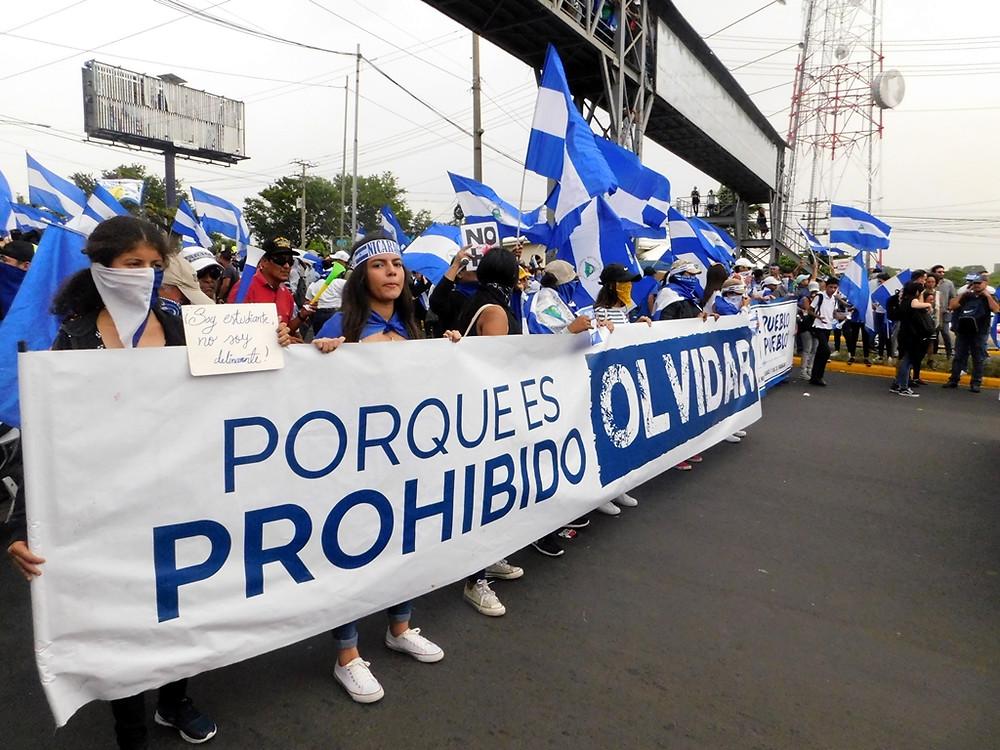 """""""Es prohibido OLVIDAR"""" - Fotografía de Jairo Videa"""