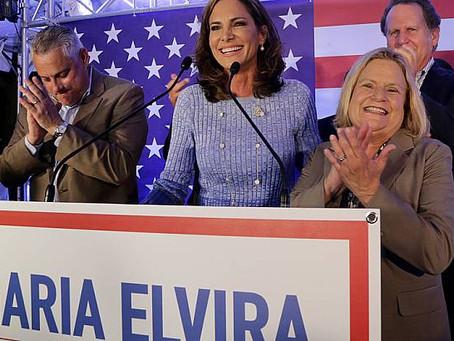 Periodista cubana gana nominación republicana por el escaño de Ros-Lehtinen