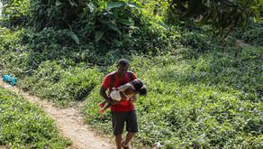 UNICEF: 2021 registra el mayor número de niños y niñas migrantes que cruzan la selva hacia EE.UU.