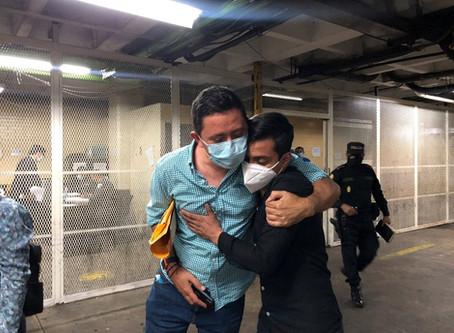 Las 24 horas de pesadilla para el periodista Sonny Figueroa