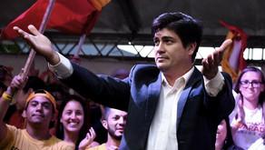 Carlos Alvarado es electo como nuevo presidente de Costa Rica