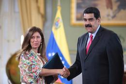 Régimen de Maduro ordena la expulsión de la embajadora de la Unión Europea en Venezuela