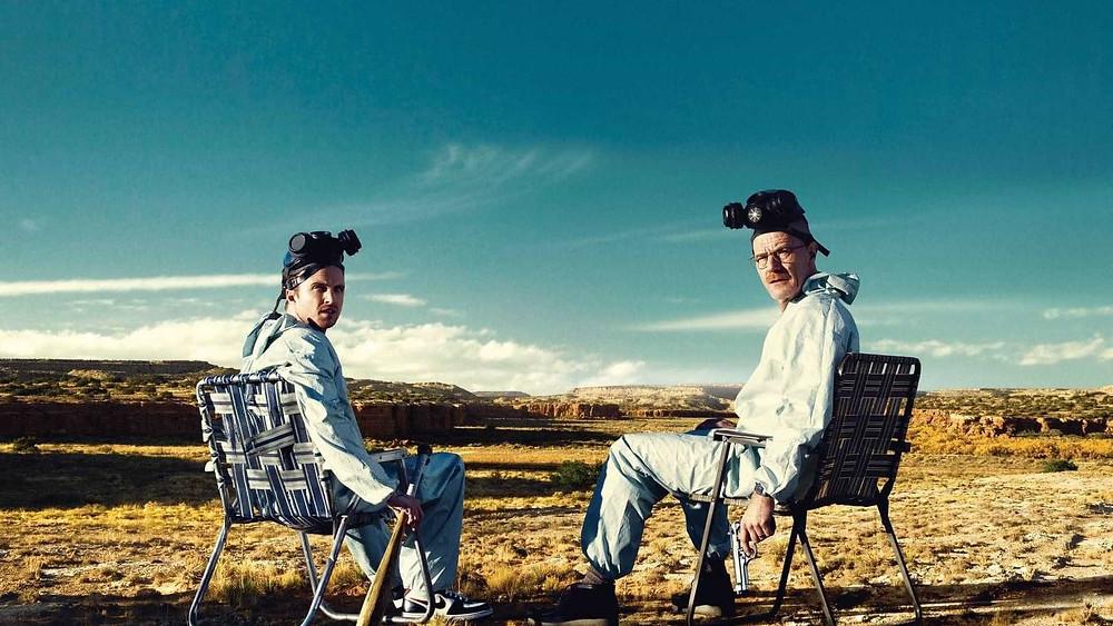 El primer episodio de Breaking Bad fue emitido el 20 de enero de 2008 y el último se estrenó el 29 de septiembre de 2013 - Fotografía de AMC