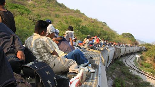 La pandemia de Covid-19 ha sido un muro para miles de personas que huyen de Centroamérica por diversas razones - Fotografía cortesía