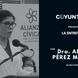 """Dra. Anely Pérez: """"Nosotros decidimos tener una posición de oposición al Gobierno"""""""