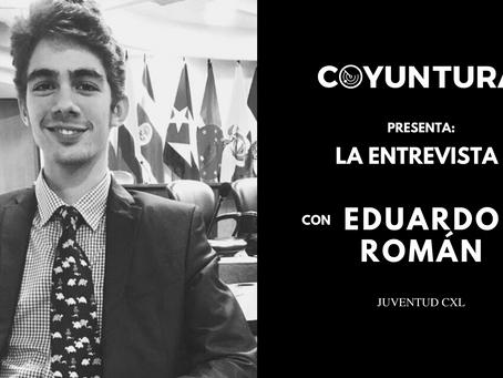 "Eduardo Román: ""No vamos a hegemonizar esa gran alianza"""