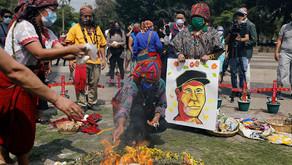Preguntas ante la muerte de Qawa' Domingo Choc Ché