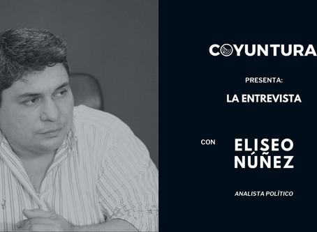 """Eliseo Núñez: """"Esta elección será la más importante que hemos vivido, por encima de la guerra"""""""