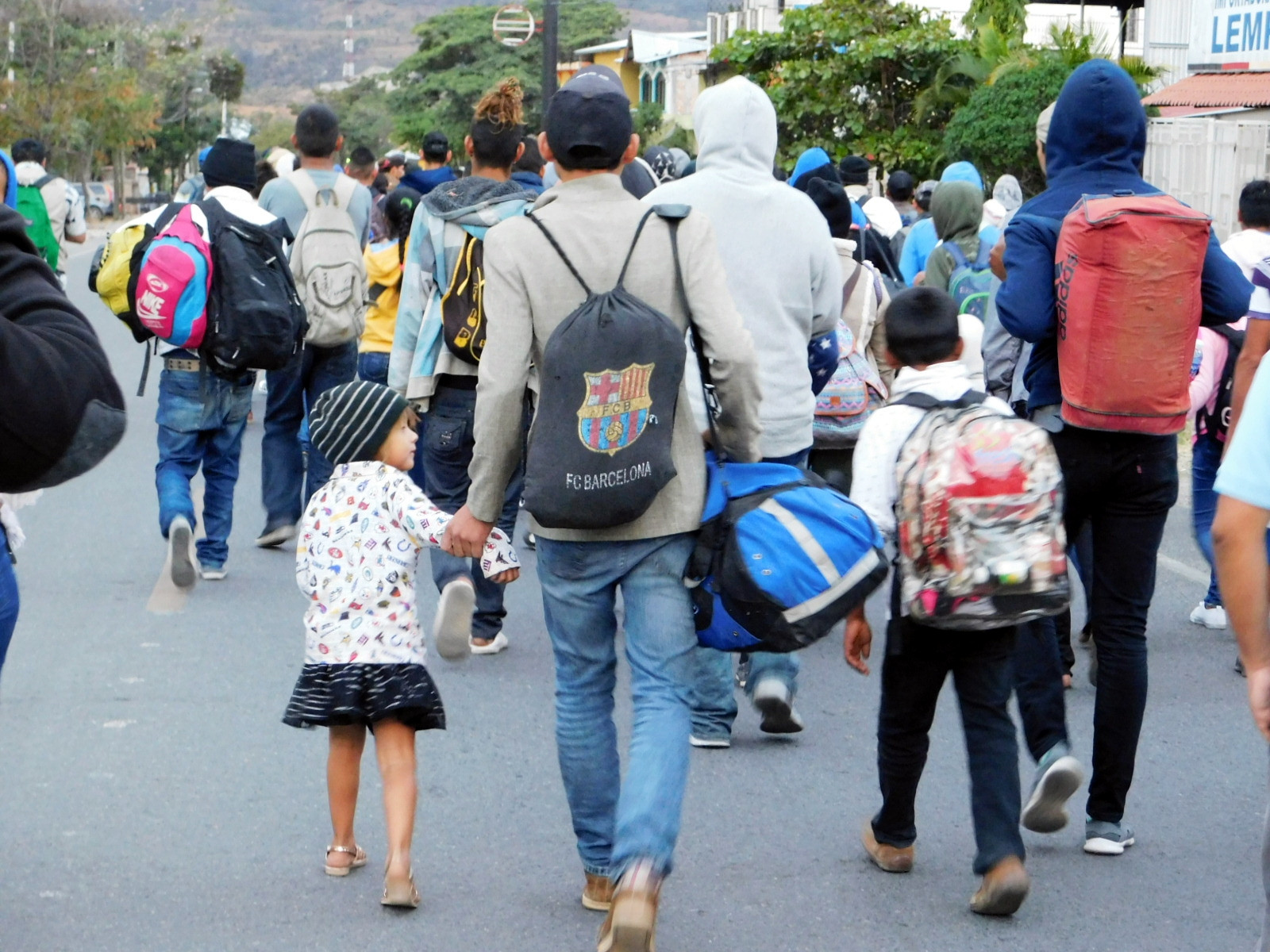 """Los Estados Unidos de América lleva mucho tiempo intentando firmar acuerdos de """"tercer país seguro"""" con otros países, lo que le permitiría devolver a solicitantes de asilo que pasen por otras naciones en su travesía."""