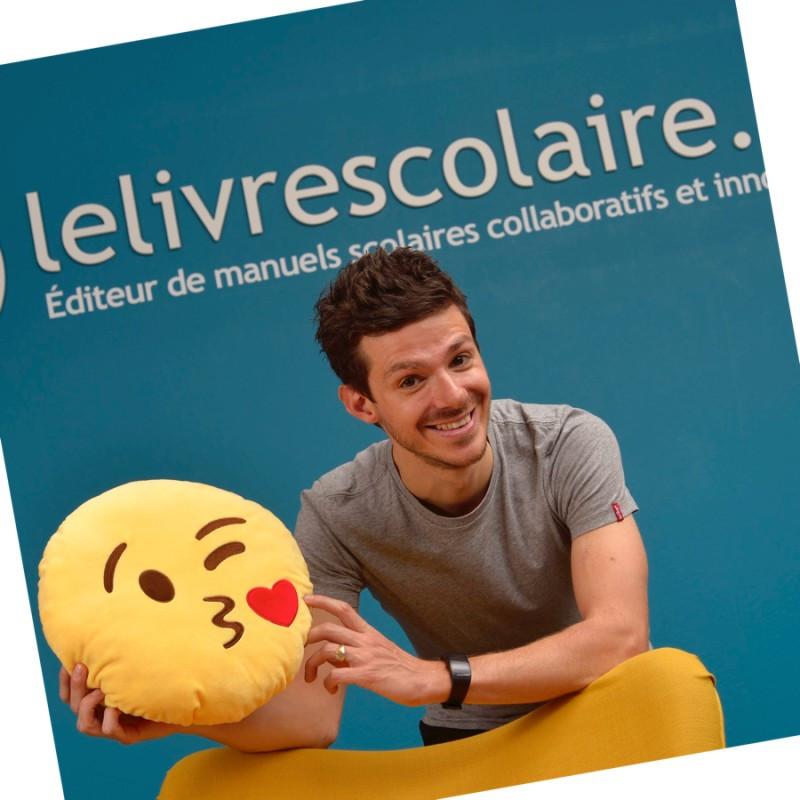 Raphael TAEIB - Cofondateur lelivrescolaire.fr