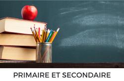 Les solutions edtech pour l'Ecole Primaire et Secondaire