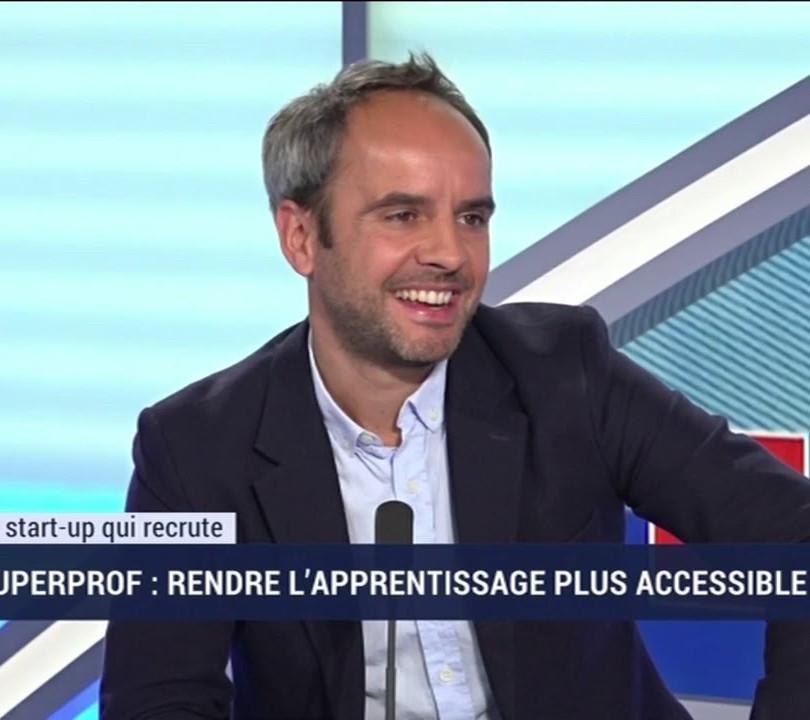 Wilfried GRANIER - CEO Superprof