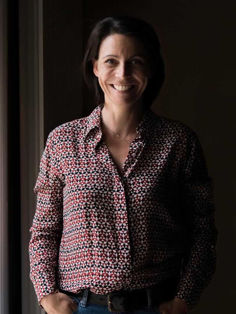 Claire BLONDEL, Présidente de Ecole Pour Demain