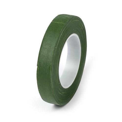 Флористическая лента - зеленая. Арт.03-0043