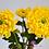 Thumbnail: Желтая хризантема на заказ