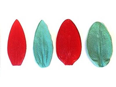 Набор молдов и ответных силиконовых частей лепестков лилии.