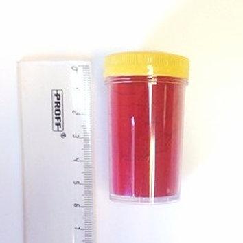 Сухой красный пигмент для глины (порошок)