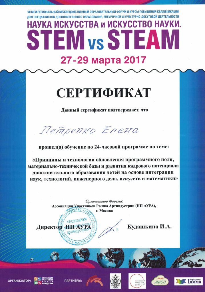 Образовательный Форум, весна 2017