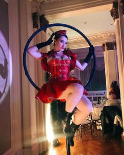 Dances of Vice Showgirl Lyra