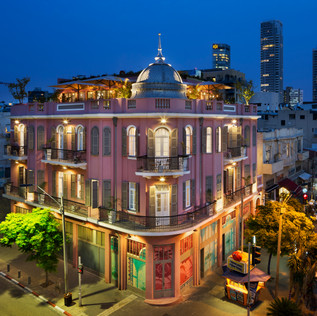 Hotel Nordoy Tel Aviv
