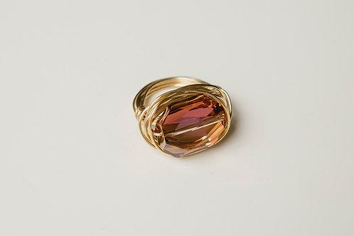 Paloma Gold Plate Ring