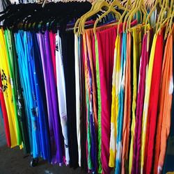 Made in Maui County Prepping!! #kupuaemolokai#mimcf#pareo#oneofakine#wearableart#kakoolocal#molokai#