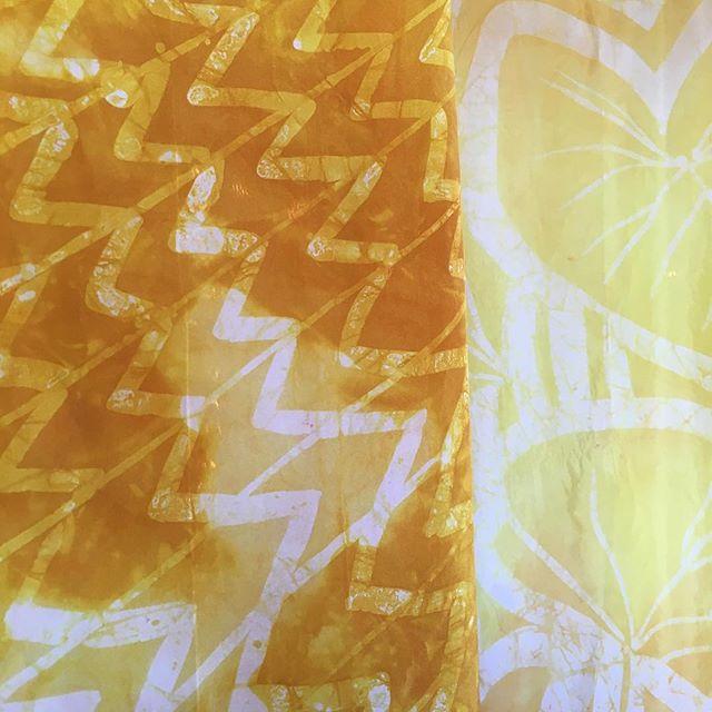 Silk batik!! Melemele love💕 #kupuaemolokai#oneofakind#wearableart#silk#batik#love#helemai