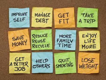 9 dicas para dar a si mesmo a melhor chance de aderir às resoluções de ano novo