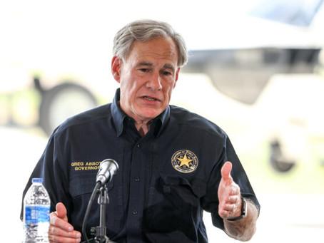 US Governadores  empurram de volta contra a orientação da máscara do CDC